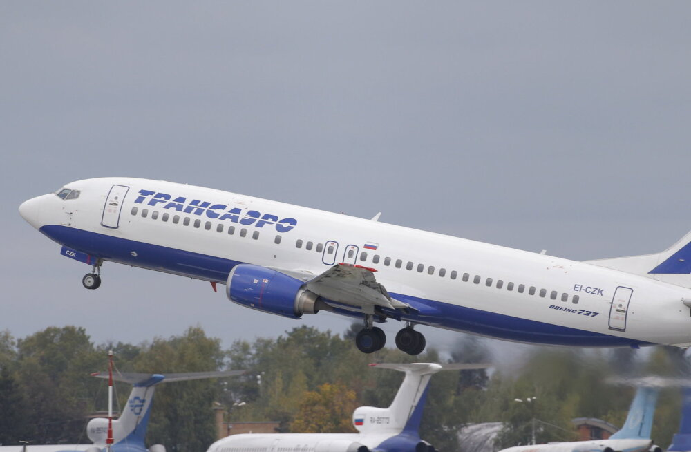 Vene suuruselt teine lennufirma on hävingu äärel