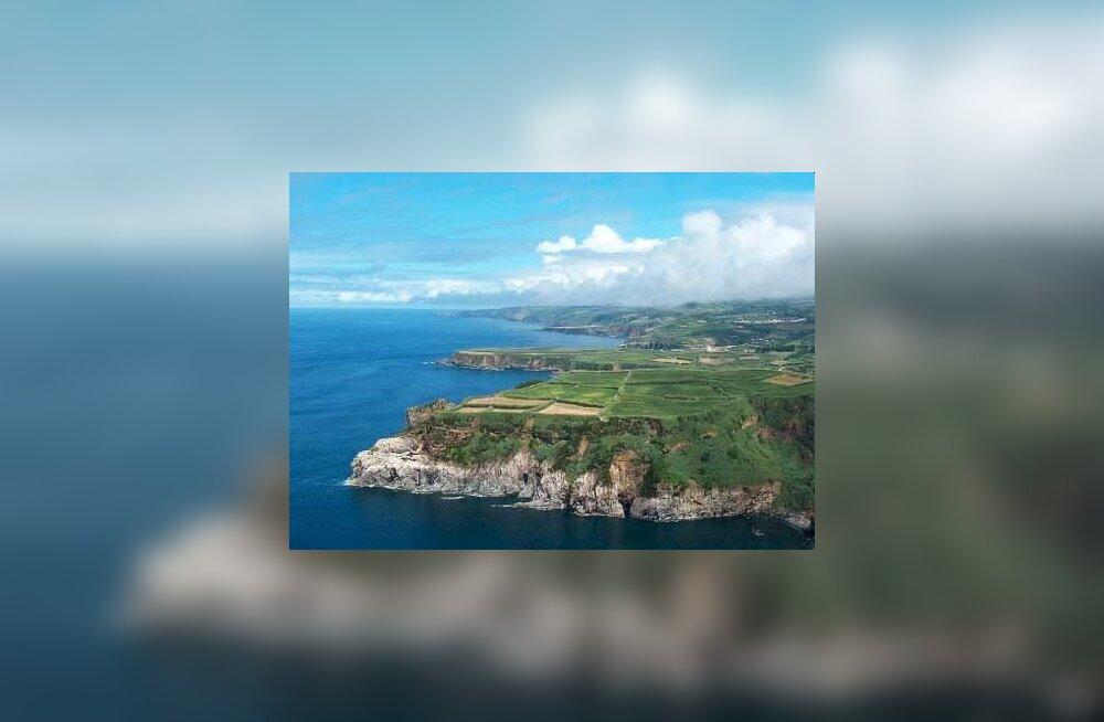 MAALEHE REIS: Assoori saared - reis Kesk-Atlandi Eedeni aeda
