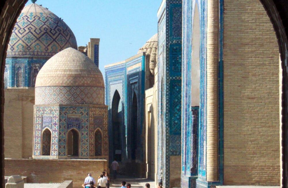Узбекистан вводит электронные визы