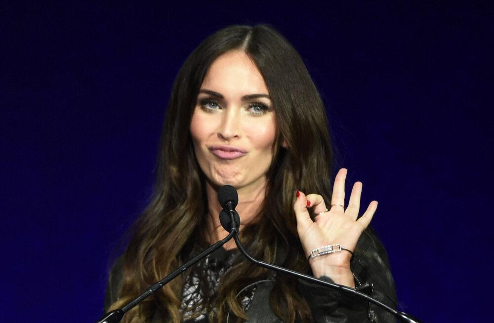 Üllatus või pigem mitte? Megan Fox paljastas oma beebi-issi nime