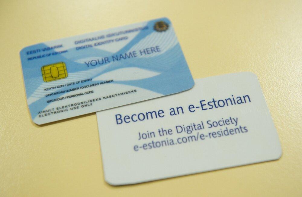 E-residendid pelgavad paremäärmuslikku rahandusministrit
