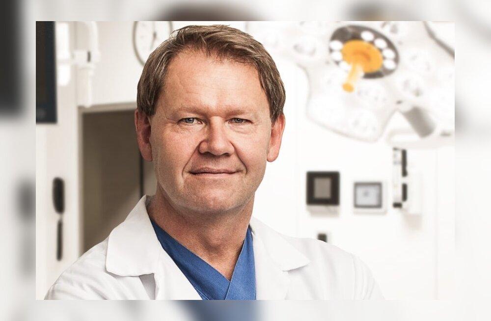 Tippkirurg Rein Adamson selgitab, millises suunas liigub kaalukirurgia ja millal on operatsioon hädavajalik