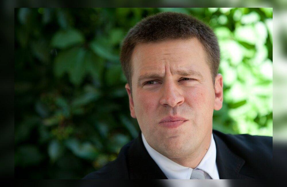Jüri Ratas: alles möödunud aastal hinnati Silver Meikarit mitmest praegusest riigikogu liikmest kõrgemalt
