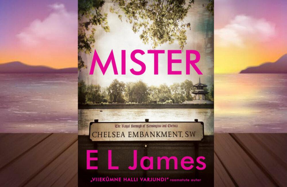"""Loe eksklusiivset katkendit äsja ilmunud """"Viiekümne halli varjundi"""" autori E.L. Jamesi uuest romaanist """"Mister"""""""