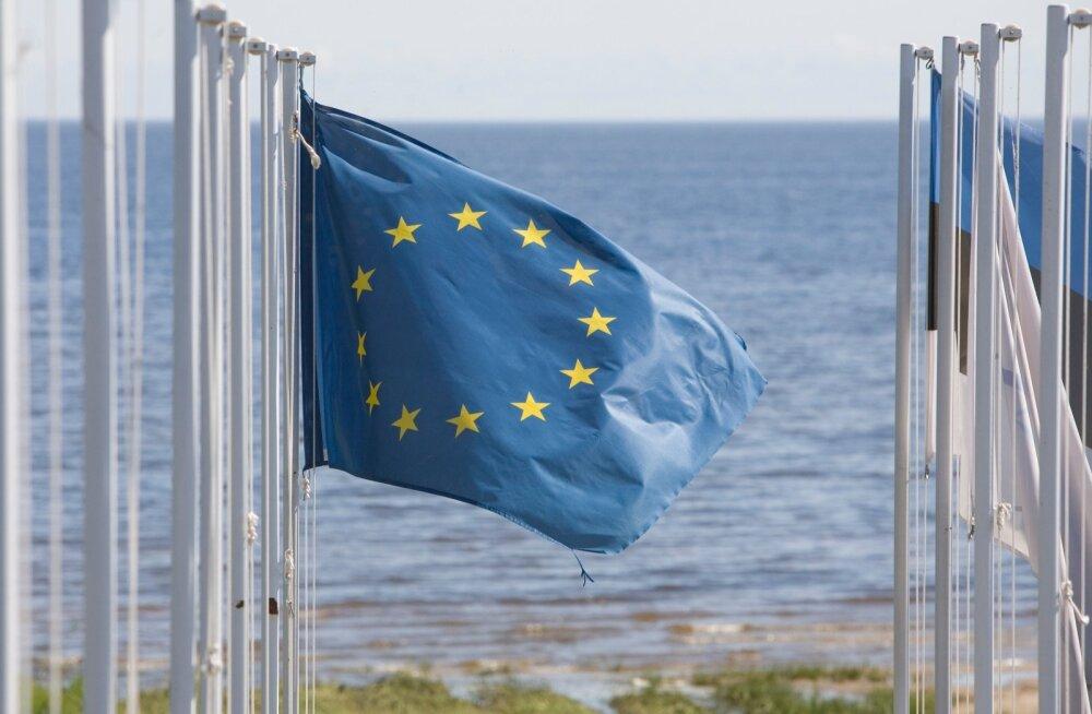 Euroopa Liidu lipp.