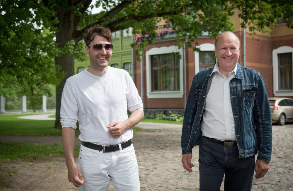 Mart Helme ja Martin Helme