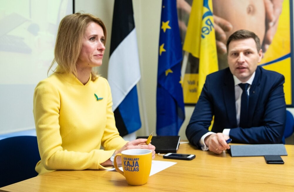 Reformierakonna juhatuse koosolek