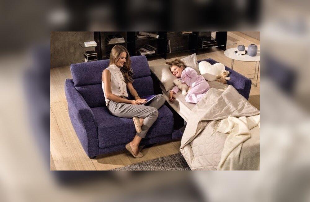 Цены горят! Скидки на диваны, кресла, кровати и тумбы до 77%
