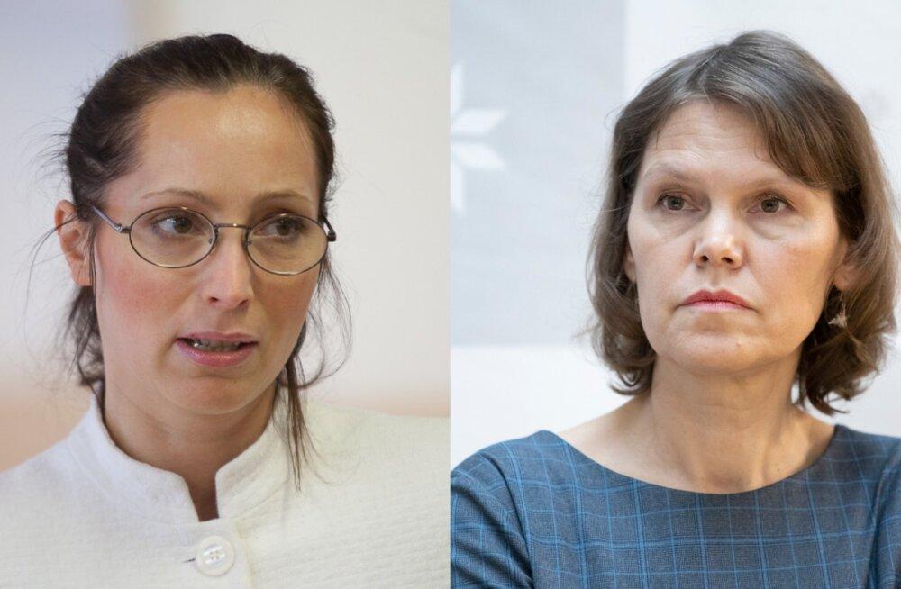 Sepp nõuab terviseameti juhi Jürilo lahkumisavaldust.