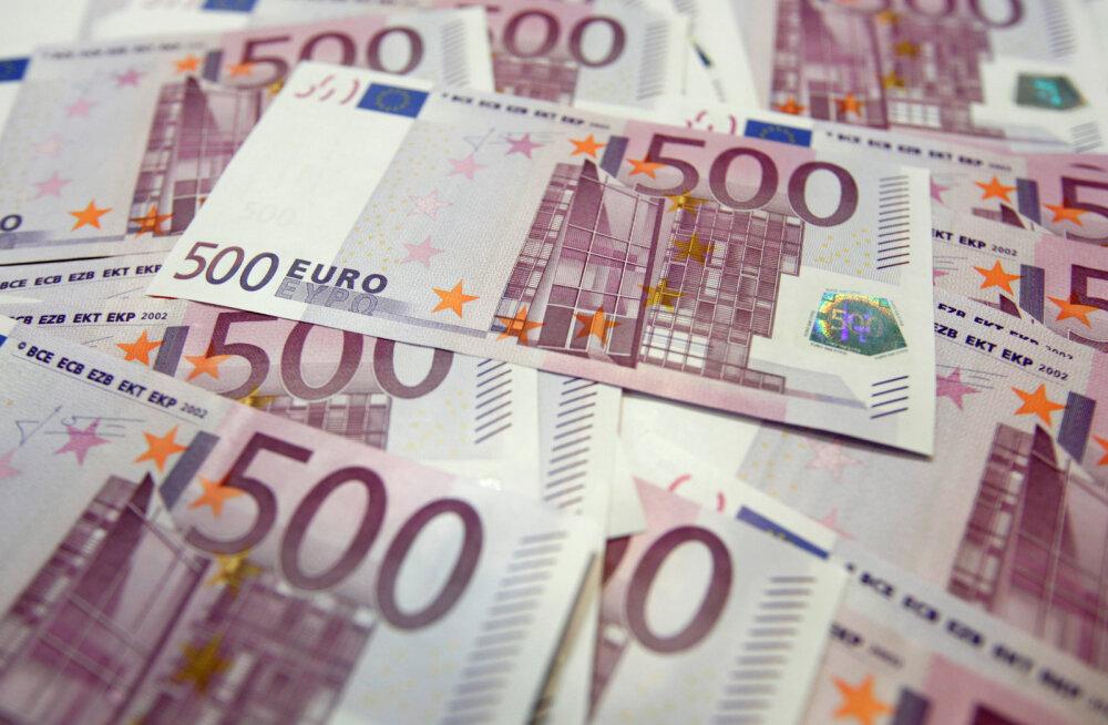Kuidas saavad saksa ettevõtted hakkama negatiivsete hoiuseintressidega ähvardavate pankadega?