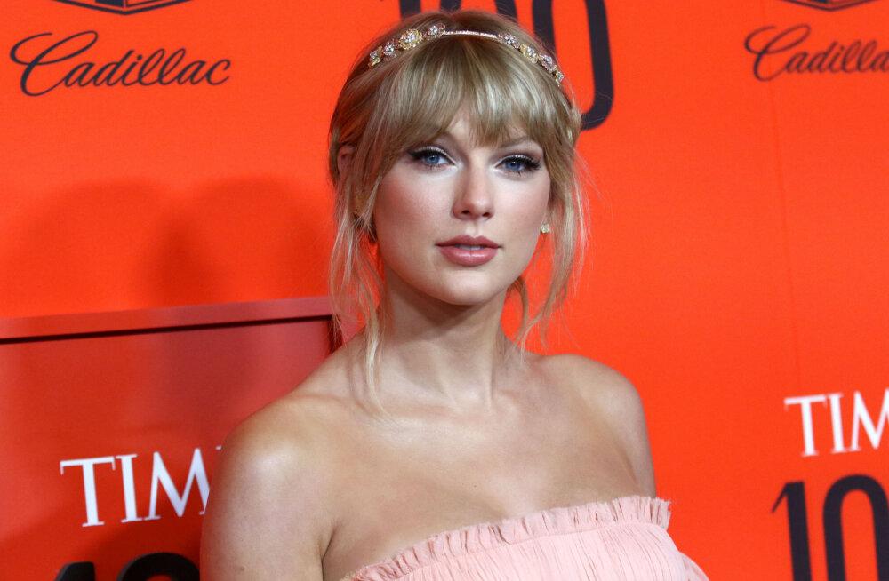 Ohtlik naine! Taylor Swifti tüssanud plaadifirma esindaja pages lauljatari rünnaku eest riigist