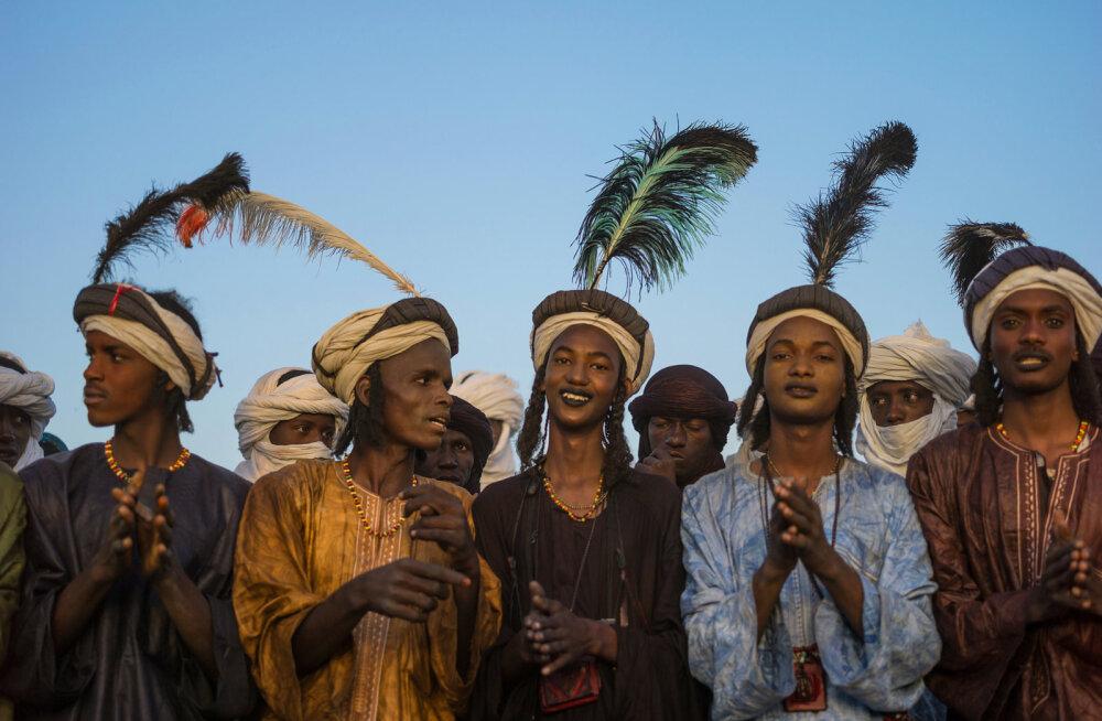 Водабе — африканское племя, где все наоборот
