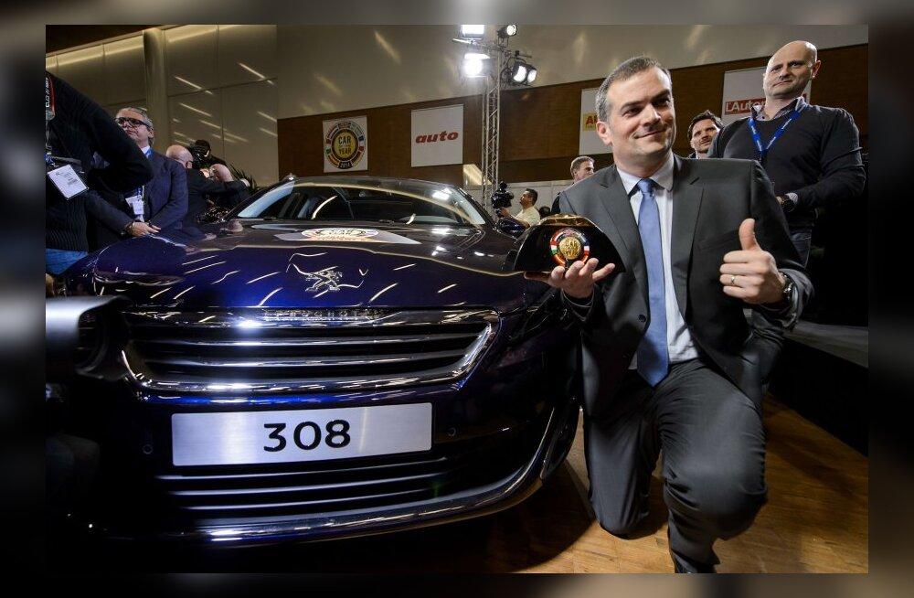 Vaata, millised autod pretendeerivad Euroopa aasta auto 2015 tiitlile