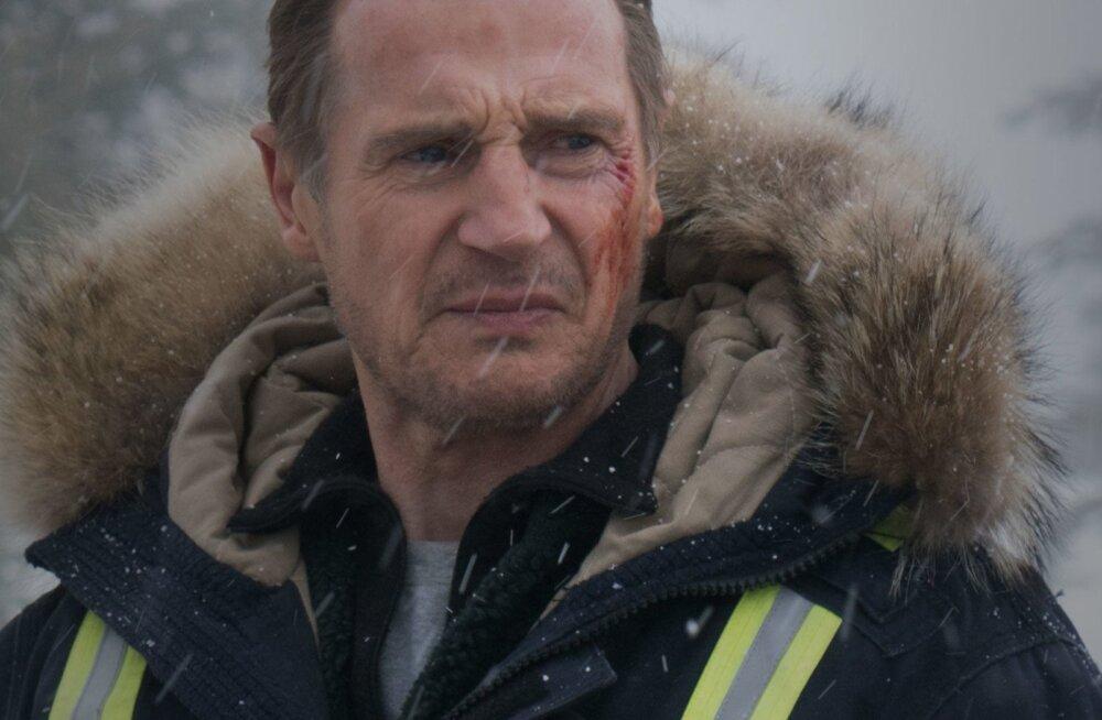 """Põnevusmäruli """"Külm tagaajamine"""" ainetel: Liam Neesoni """"tapakaart"""""""