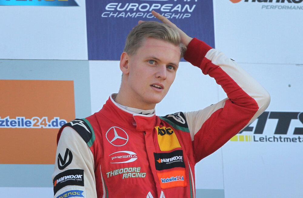 Michael Schumacheri poeg anub ajakirjandust: palun kustutage need pildid arhiivist!