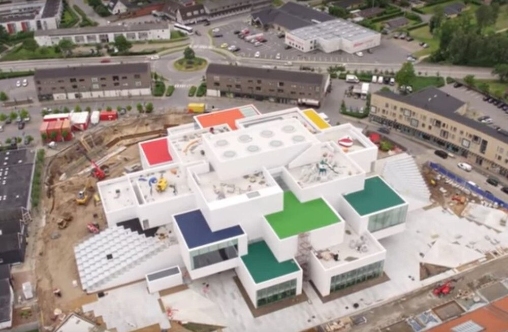 LEGO avab järgmisel kuul Billundis oma kuulsa külastusmaja, mis ehitati kuuest miljonist klotsist