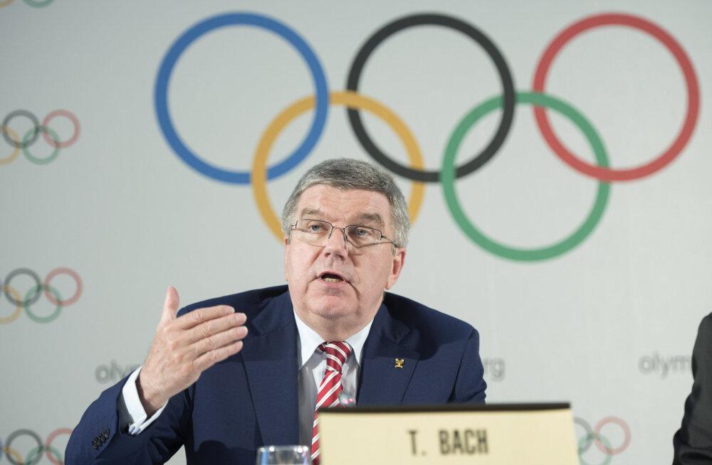 Mitte üksnes kergejõustiklased, vaid KÕIK Venemaa ja Keenia sportlased peavad olümpiale pääsemiseks läbima lisakontrolli