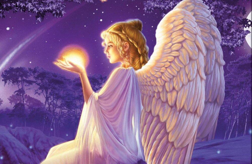 Sõnumid inglitelt: taevased kaitsjad hoiavad ja armastavad sind