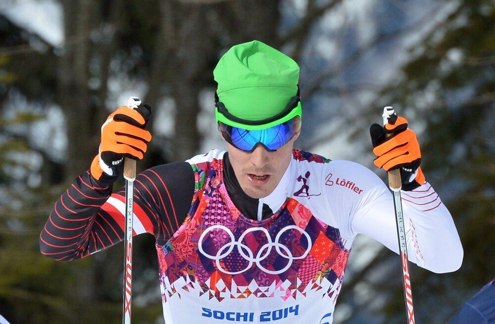 Sotši olümpial EPO-ga vahele jäänud Austria suusataja plaanib comebacki
