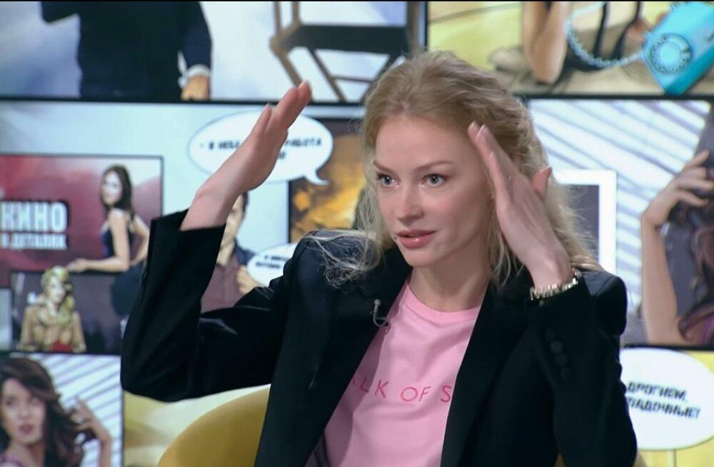 ФОТО   Светлана Ходченкова вновь устроила чувственную фотосессию