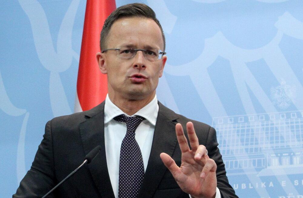 Ungari välisminister: Euroopa ühised väärtused peaksid olema sisserändajate tõrjumine ja kristlus