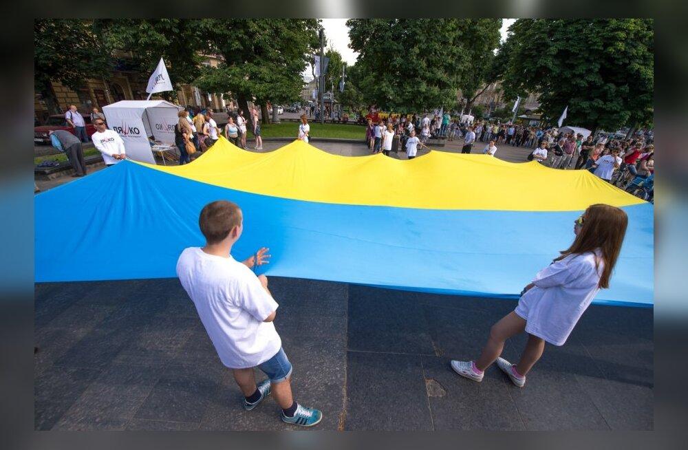 Lviv 23 mai 2014 õhtupoolikul
