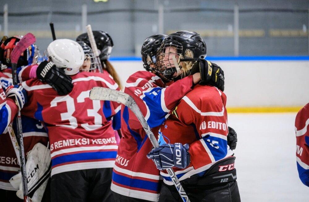 Eesti naiste jäähoki meistrivõistlused 2018