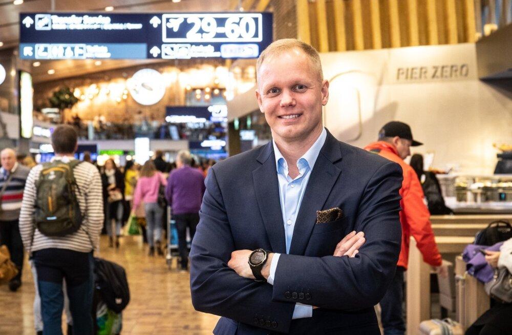 Nordic Regional Airlinesi (Norra) juht Janne Tarvainen kinnitab, et Tallinn on nende jaoks kõige suurema sagedusega sihtkoht.