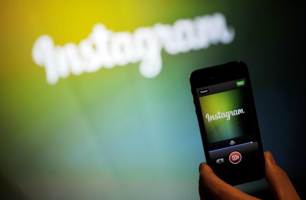 Tavalised nimed on vanamoodsad: nüüd aitab neid beebide jaoks mõelda Instagram