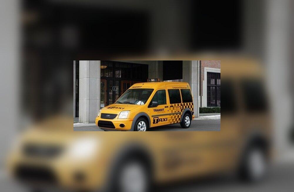 Väga tõenäoliselt on järgmine New Yorgi takso just selline