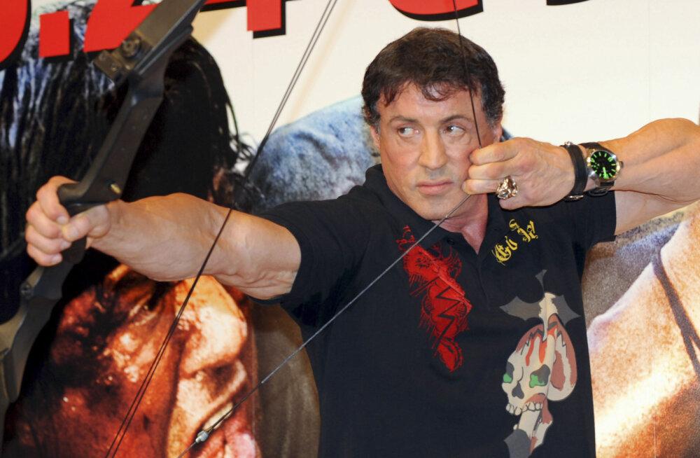 """Suri """"Rambo"""" filmid produtseerinud Andy Vanja"""