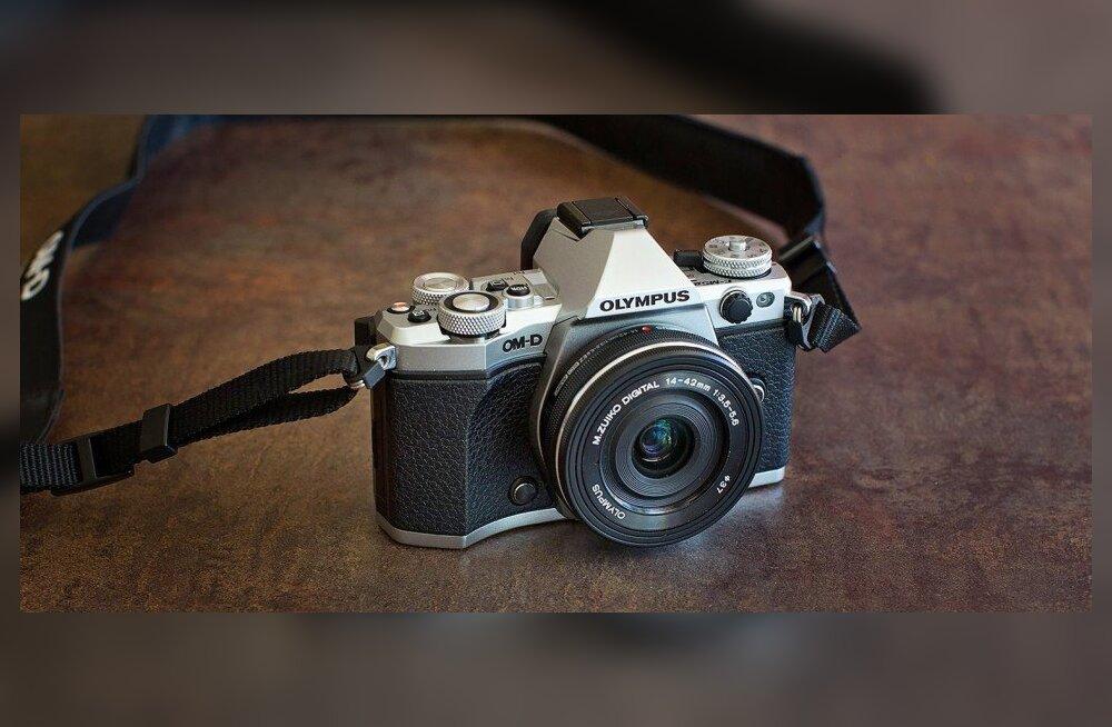 TEST: Olympus E-M5 Mark II – raputab peegelkaamerate maailma