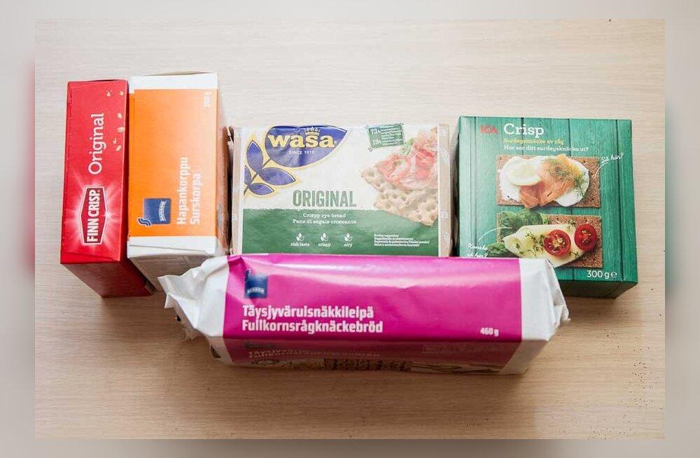 Выбираем лучшие ржаные хлебцы: правда ли, что они настолько полезны, как утверждается