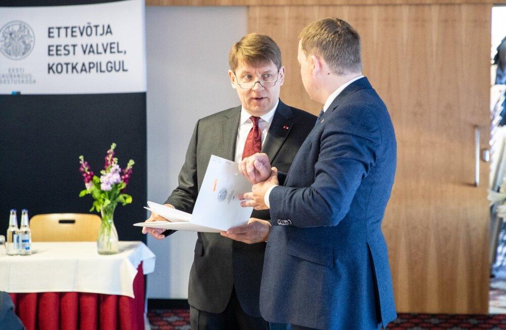 Eesti Kaubandus-Tööstuskoja koosolek
