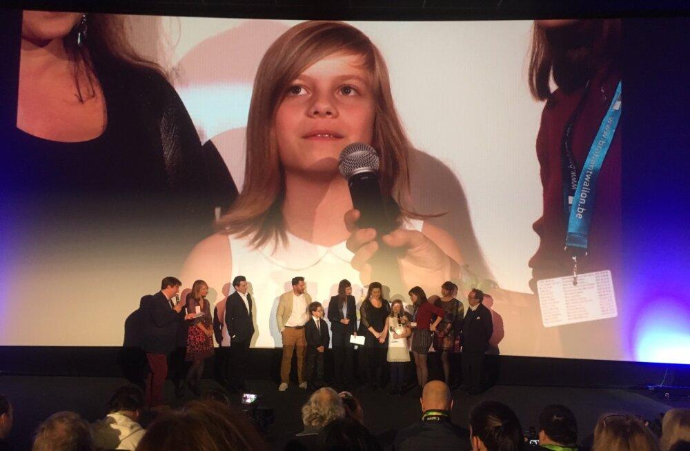 """""""Seltsimees laps"""" võidutses Belgia filmifestivalil"""
