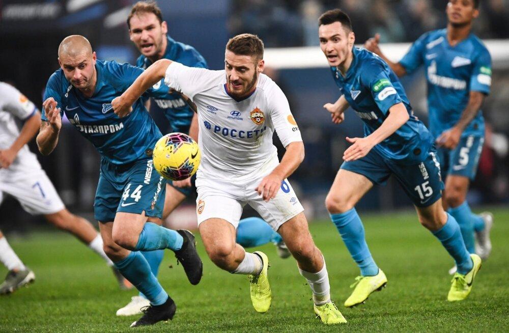 Zenit vs CSKA