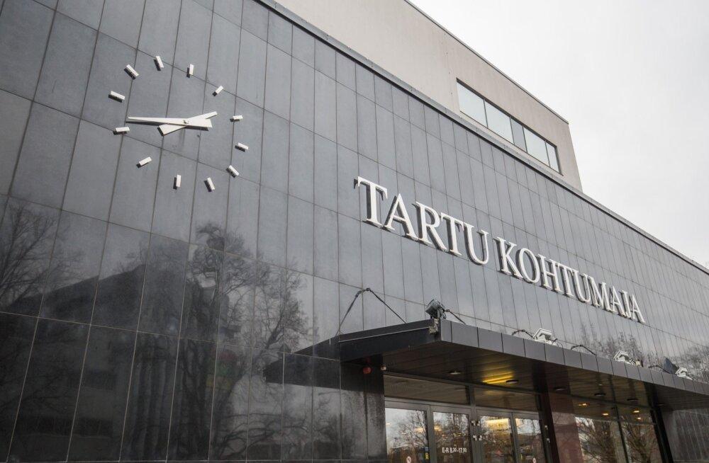 Vaidlus kohtunike palkade üle sai alguse Tartu maakohtu kohtunike kaebusest.