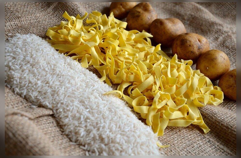 HOMSES MAALEHES | Hiinas muudetakse kartulid Eesti teadlaste abiga nuudliteks