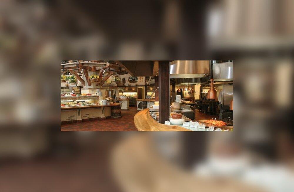 Läti restoranikett Lido siseneb Eesti turule