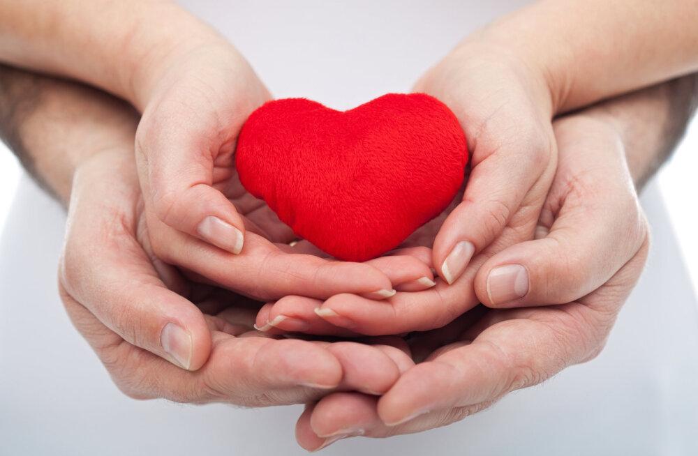 Inimese sügavaim vajadus on olla armastatud