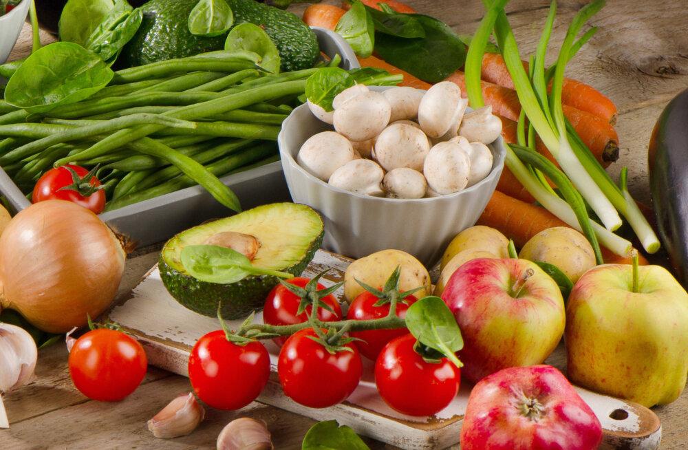 Need on värsked viljad, millega peaks igaüks oma toidulauda talvisel ajal rikastama