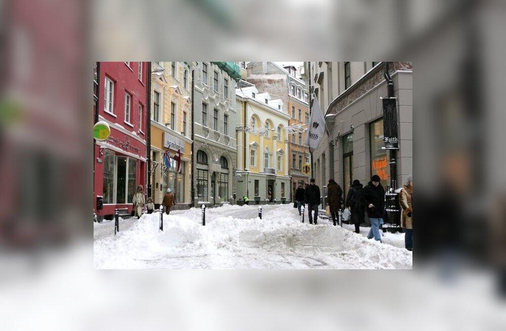 Ligi pooled Läti elanikud kaaluvad välismaale tööleminekut