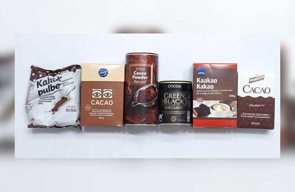 Шесть оттенков какао. Какой какао-порошок самый вкусный и как выбрать правильное какао
