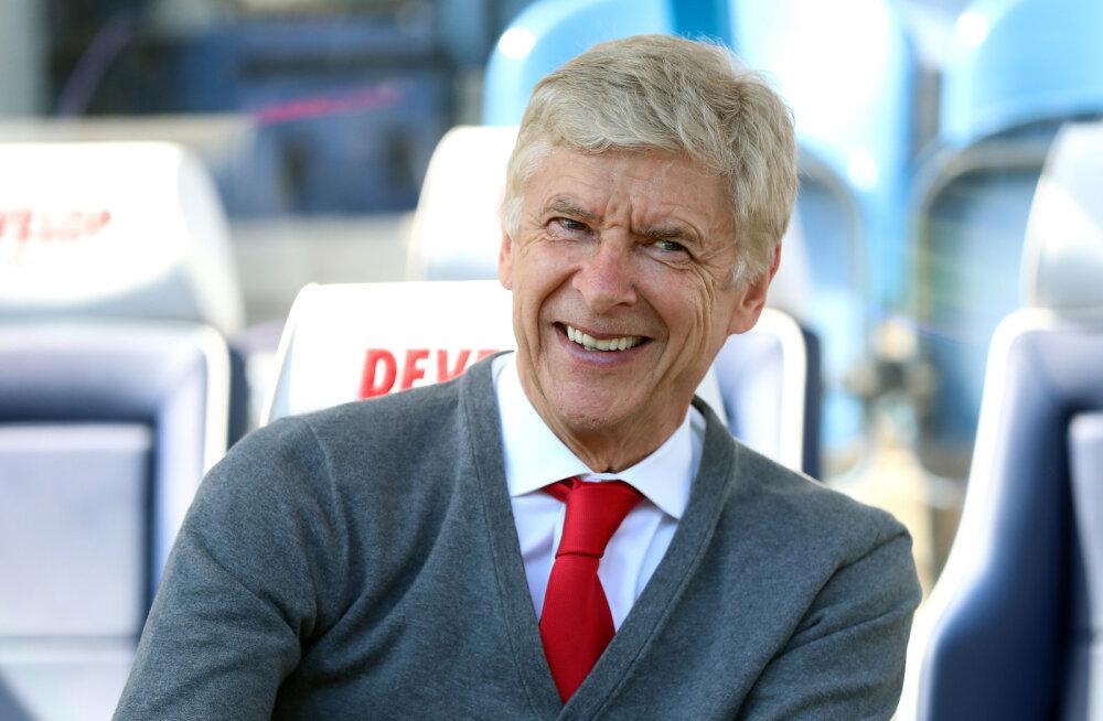 Portaal: Arsene Wenger lükkas Barcelona pakkumise tagasi