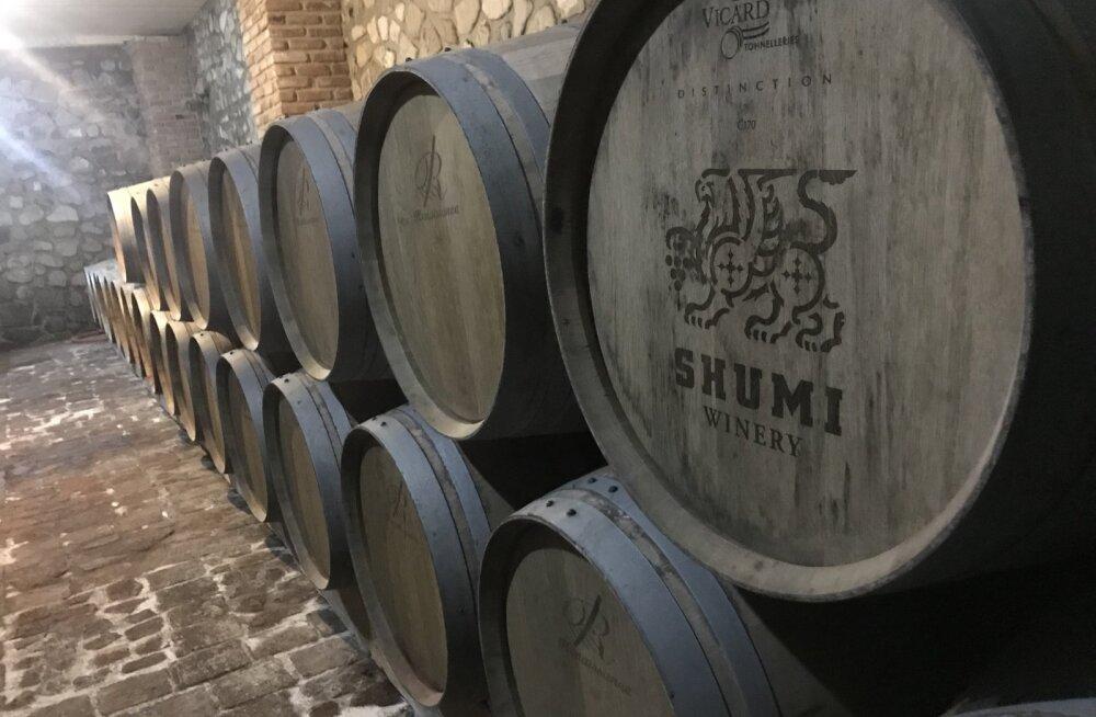 Kõige paremate Georgia veinide juurde tuleb endal minna. Aga kuhu täpselt?