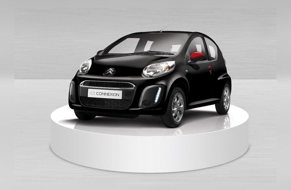 Facebookis kujundatud Citroën C1 Connexion jõudis müügile!