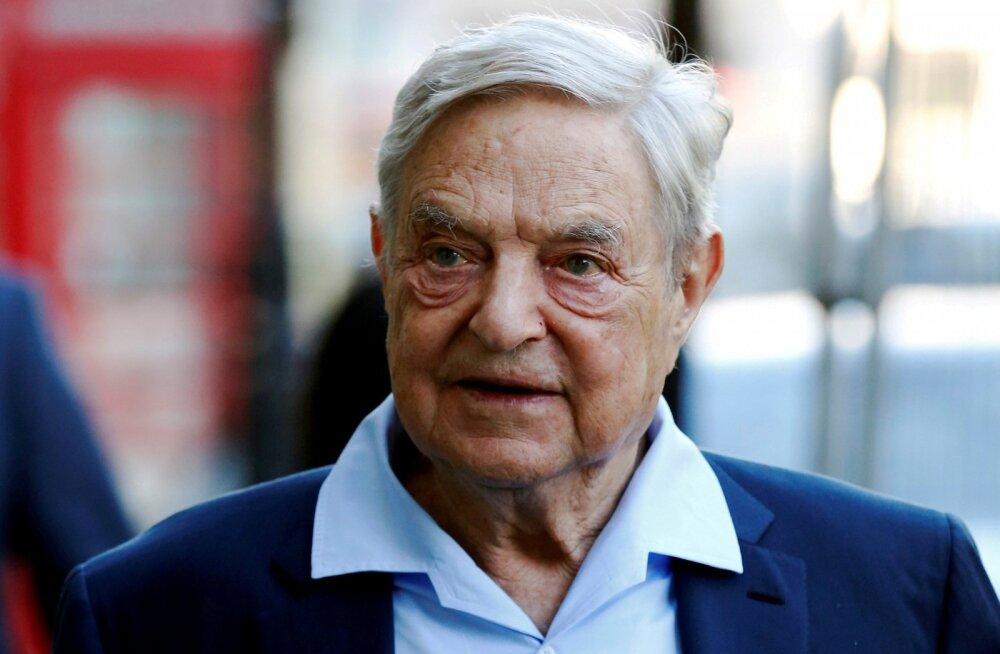 Soros: Facebook ja Google on monopolid, mida võidakse kasutada demokraatia mahasurumiseks
