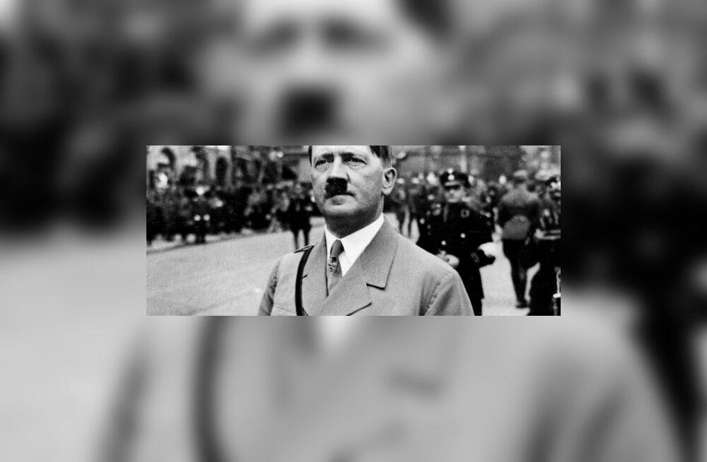 Hitleri sünnimaja müügi ümber levib neonatsihirm