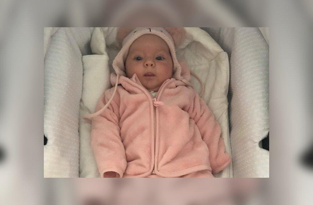 На лечение маленькой Аннабель с редким генетическим заболеванием собрано уже более 800 000 евро