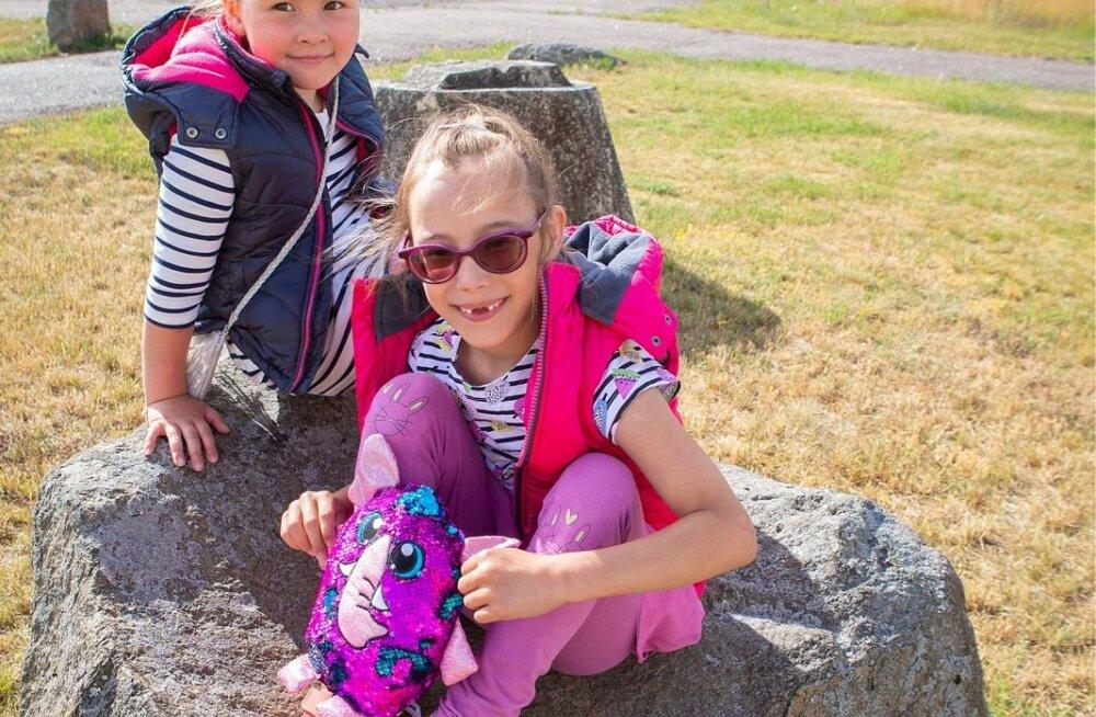 Analüüse andes selgus täiesti ootamatult, et mu 2-aastasel tütrel on leukeemia